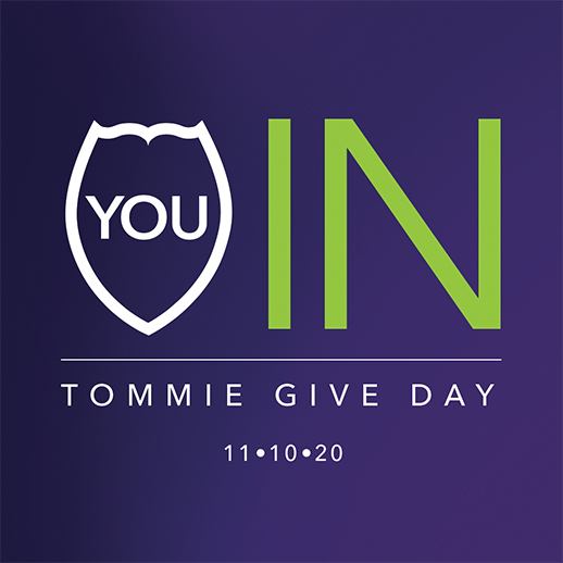 "tommie give day ""you in"" graphic"